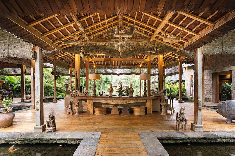 Bali Canggu Villa Zelie Entrance