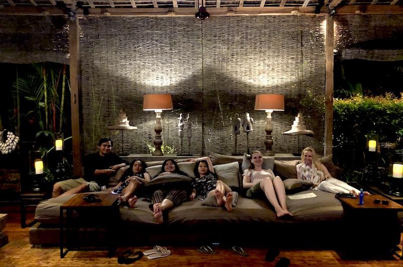 Bali Canggu Villa Zelie Movie