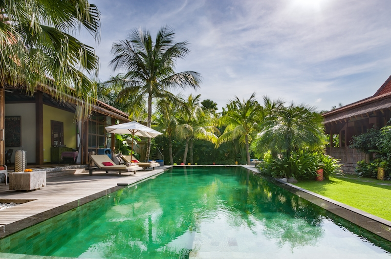 Desa Roro Pool Area | Canggu, Bali