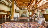 Desa Roro Open Plan Living Area | Canggu, Bali