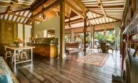 Desa Roro Dining and Living Area | Canggu, Bali