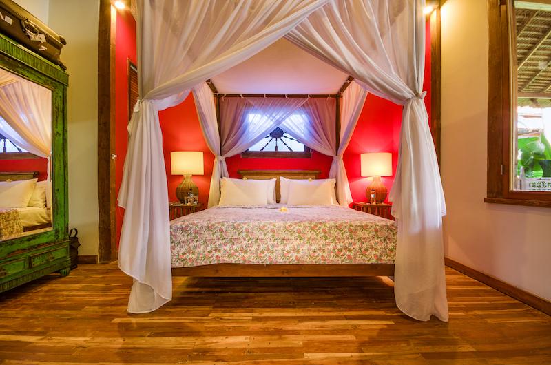 Desa Roro Bedroom Area | Canggu, Bali