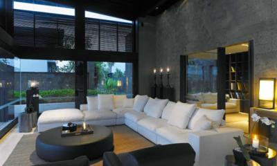 Soori Estate Living Area | Tabanan, Bali