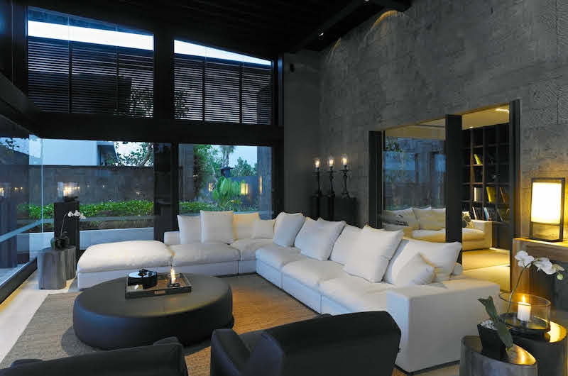 Soori Estate Living Area | Tabanan, Bali
