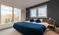 Komorebi Chalet Bedroom One Area | Hirafu, Niseko