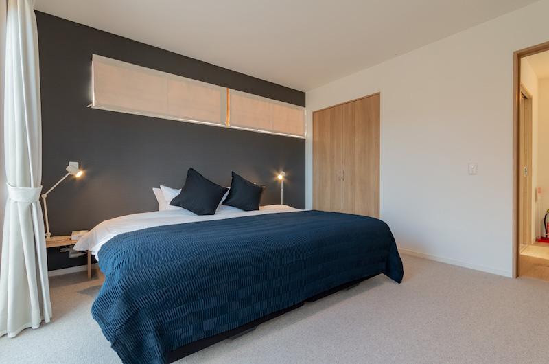 Komorebi Chalet Bedroom Area | Hirafu, Niseko