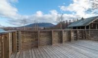 Komorebi Chalet Balcony with Mt. Yotei Views | Hirafu, Niseko
