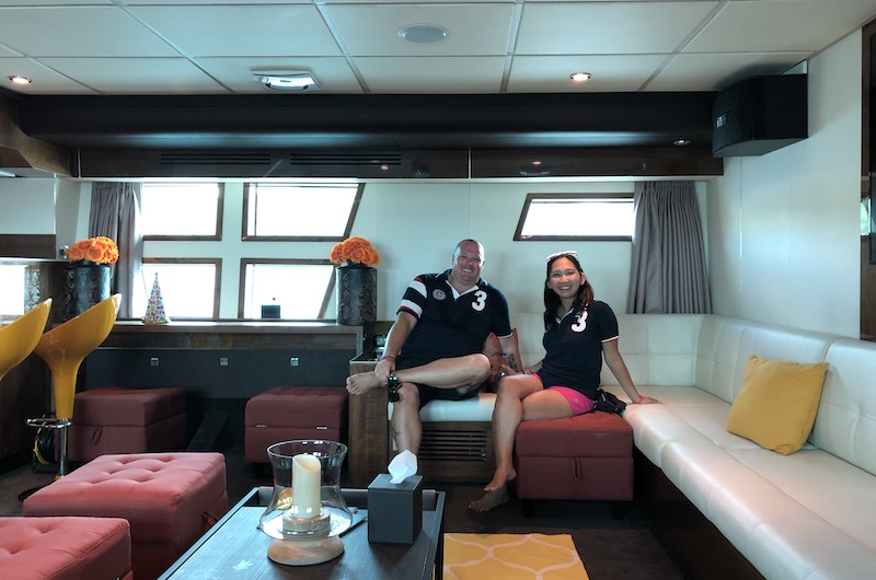 Phuket Kata Rocks Superyacht Rendezvous Interior