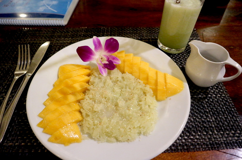 Phuket Mango Sticky Rice