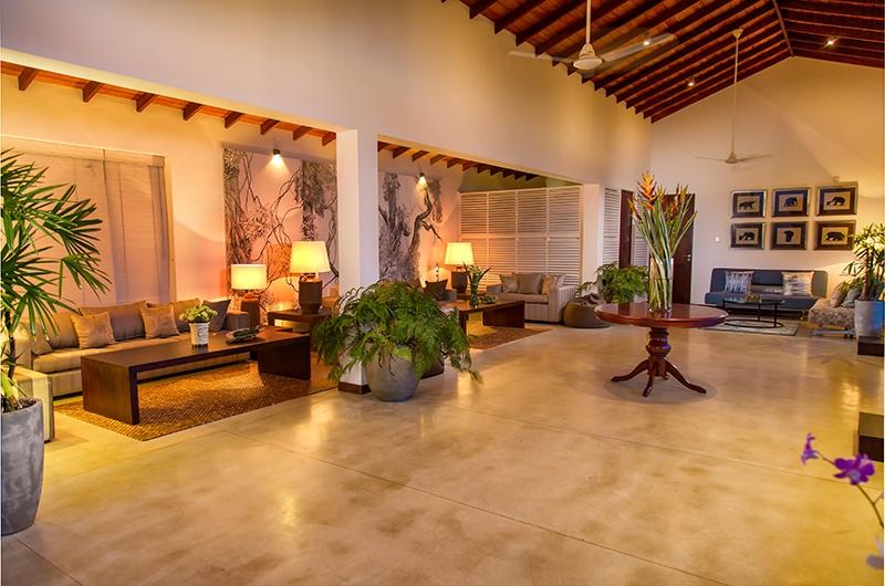 Mirissa Beach Villa Living Room | Mirissa, Sri Lanka