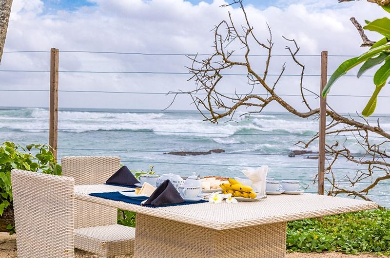 Mirissa Beach Villa Dining Area | Mirissa, Sri Lanka