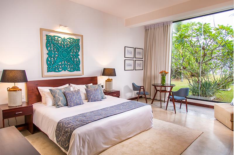 Mirissa Beach Villa Bedroom One Area | Mirissa, Sri Lanka