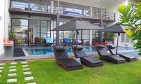 Mirissa Beach Villa Pool Area | Mirissa, Sri Lanka