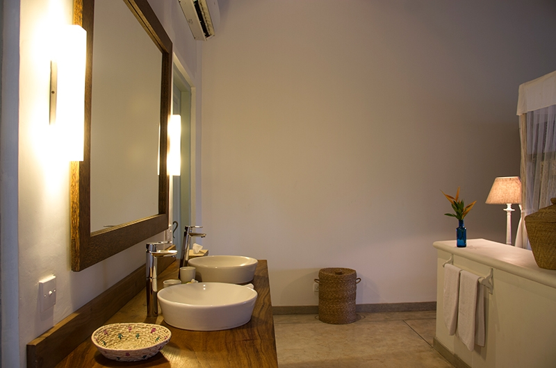 Samudra House Bathroom Area | Galle, Sri Lanka