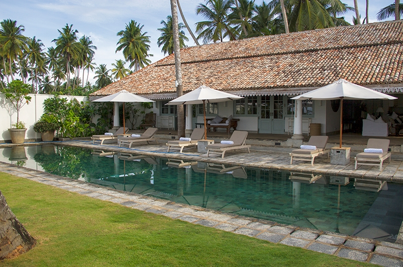 Samudra House Pool | Galle, Sri Lanka