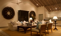 Samudra House Living Room | Galle, Sri Lanka