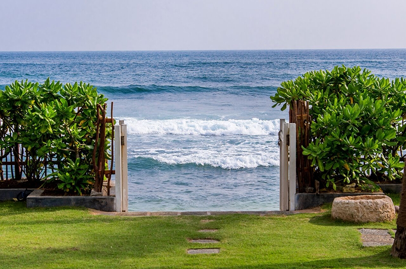 Samudra House Door to the Beach | Galle, Sri Lanka