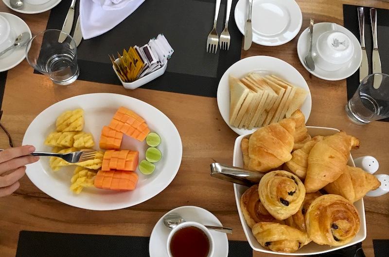 Bali Canggu Villa Vida Breakfast