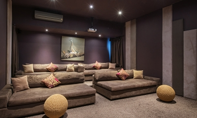 Imperial House Cinema Room | Canggu, Bali