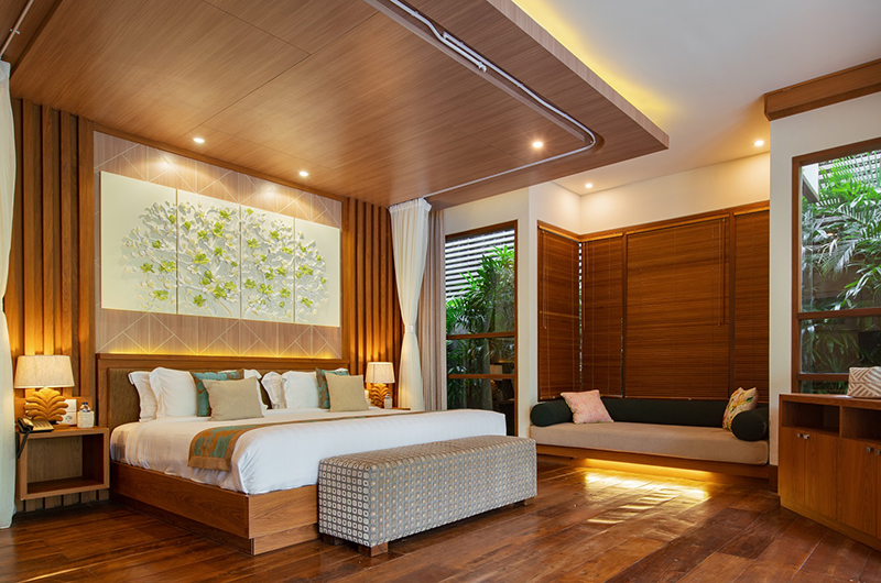 Imperial House Bedroom with Seating | Canggu, Bali