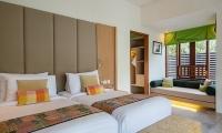 Imperial House Twin Bedroom | Canggu, Bali
