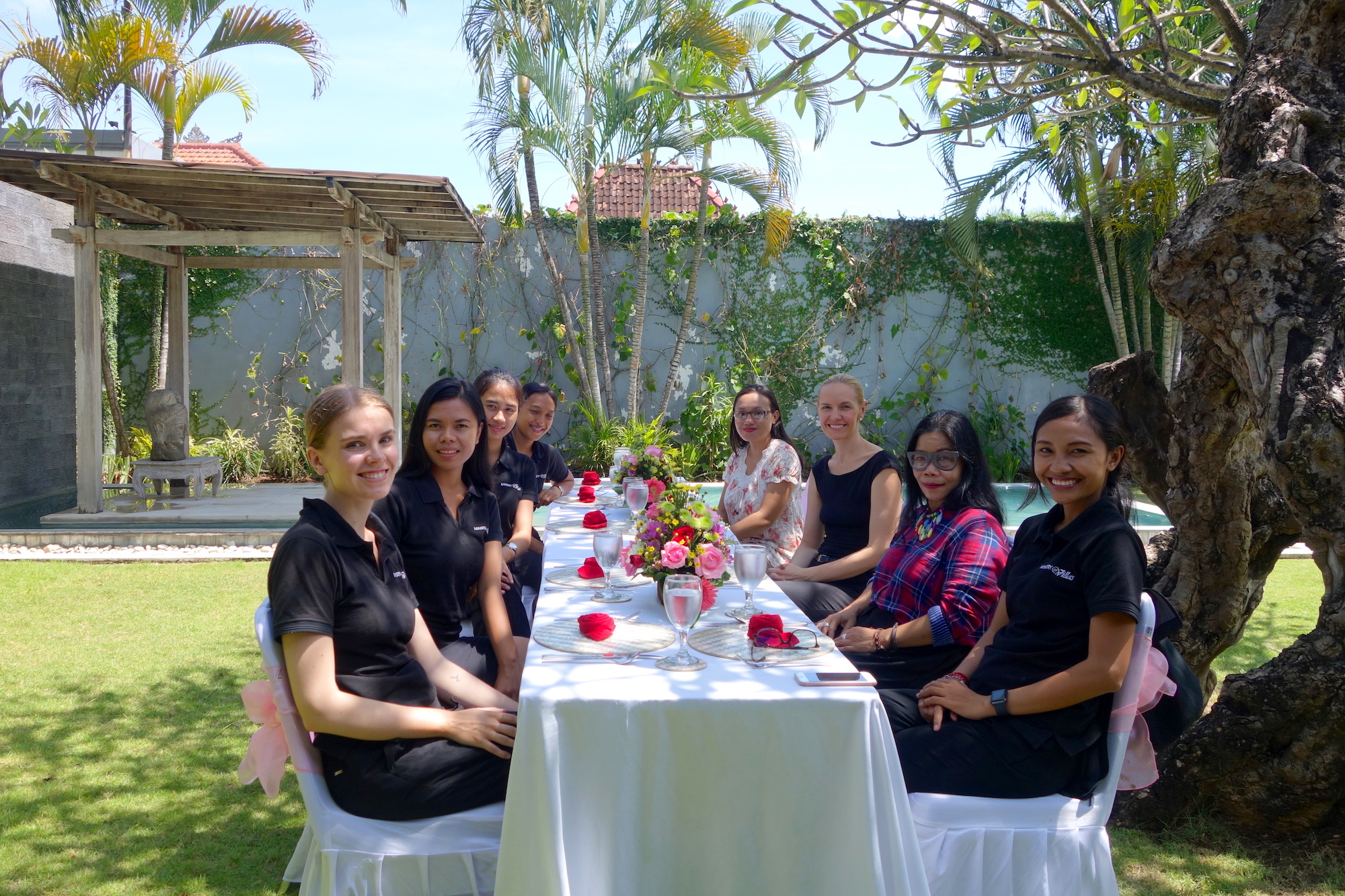 In Villa Dining – Chef Services Explained
