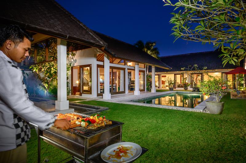 Bali Seminyak Villa Noa Chef