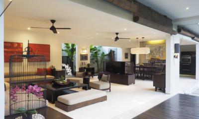 The Amala Living Area | Seminyak, Bali
