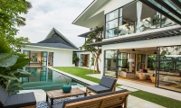 The Starling Villa Seating | Canggu, Bali