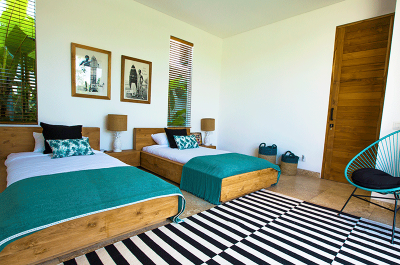 The Starling Villa Twin Bedroom | Canggu, Bali