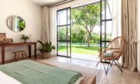The Starling Villa Bedroom Two with Seating | Canggu, Bali
