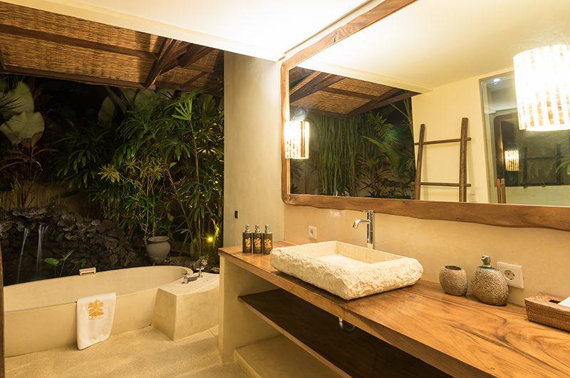 Villa Ku Besar Bathroom One   Seminyak, Bali