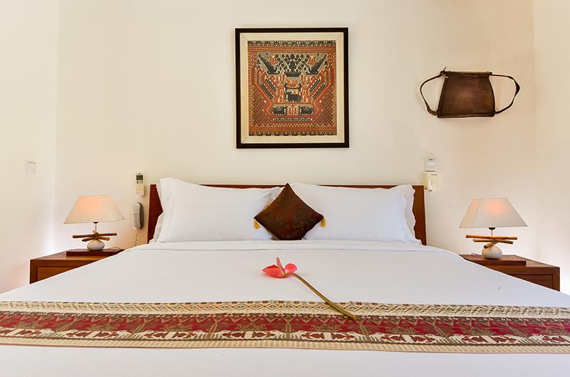 Villa Ku Besar Bedroom Two   Seminyak, Bali