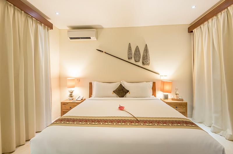 Villa Ku Besar Bedroom One   Seminyak, Bali