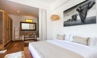 Villa Metisse Bedroom with Enclosed Bathroom | Seminyak, Bali