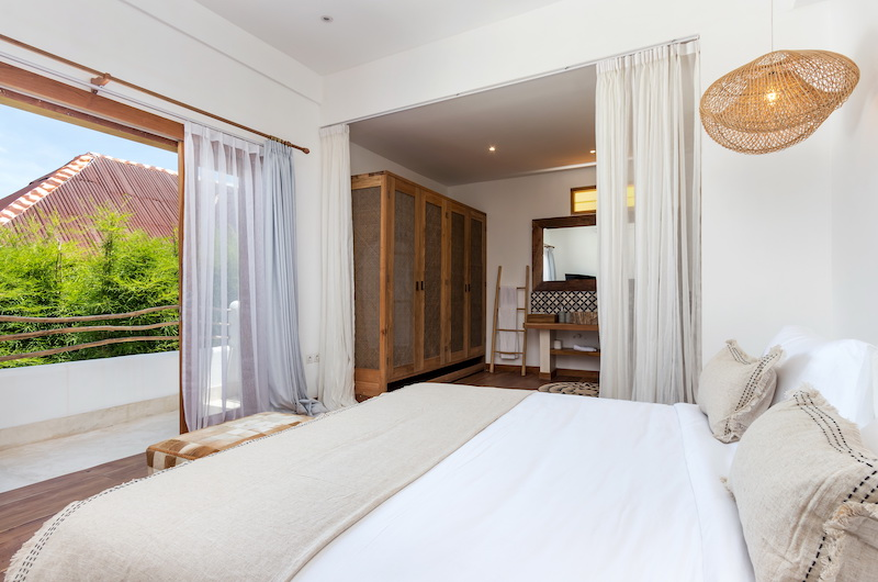 Villa Metisse Bedroom with Balcony | Seminyak, Bali