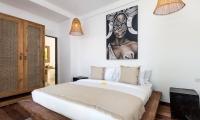 Villa Metisse Bedroom Side | Seminyak, Bali