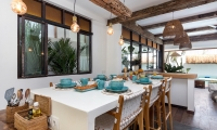 Villa Metisse Dining Area | Seminyak, Bali