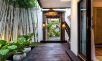 Villa Metisse Entrance | Seminyak, Bali