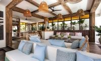 Villa Metisse Living Area | Seminyak, Bali