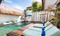 Villa Metisse Pool Side | Seminyak, Bali