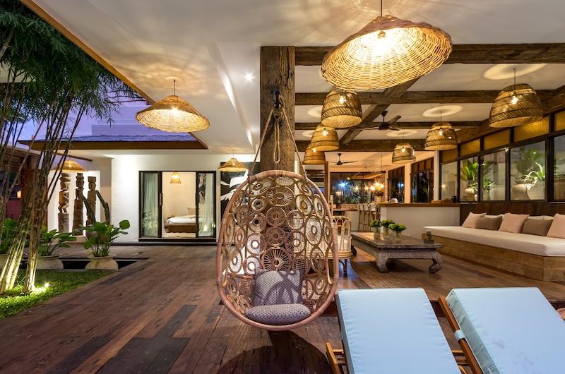 Villa Metisse Swing | Seminyak, Bali