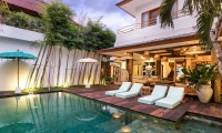 Villa Metisse Sun Beds | Seminyak, Bali