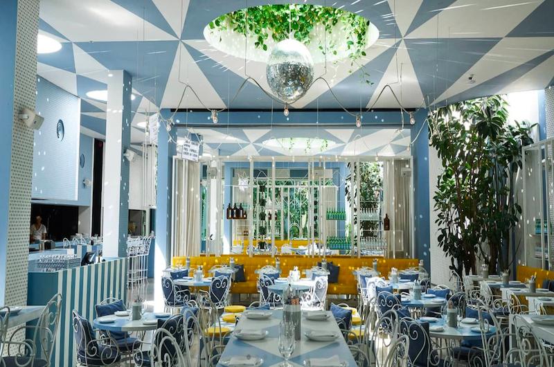 Da Maria Interior of Restaurant | Seminyak, Bali
