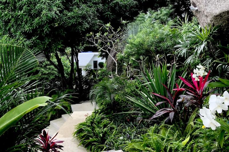 Koh Samui Chaweng Karpe Diem Gardens