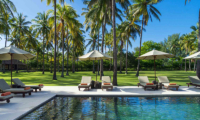 Sira Beach House Pool Area | Lombok, Indonesia