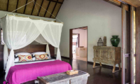 Sira Beach House Bedroom Side | Lombok, Indonesia