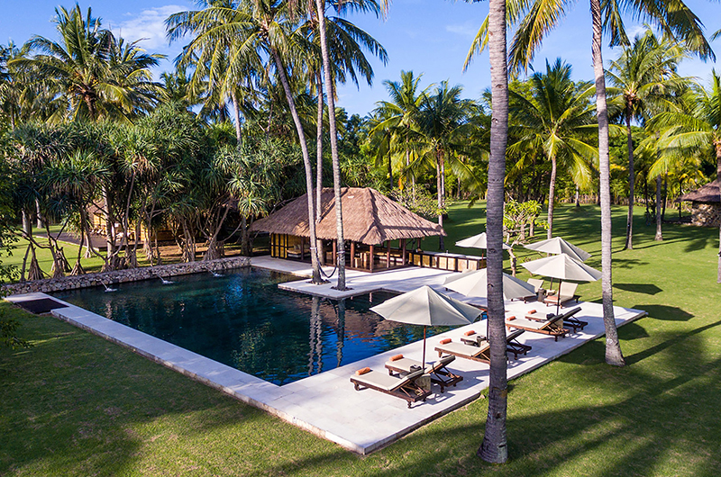 Sira Beach House Pool | Lombok, Indonesia