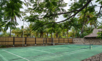 Sira Beach House Tennis Yard | Lombok, Indonesia