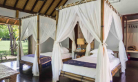 Sira Beach House Twin Bedroom | Lombok, Indonesia